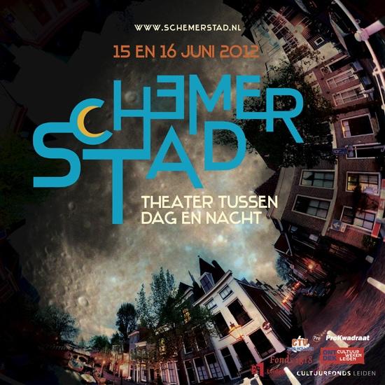 poster Schemerstad 2012