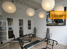 pilates studio leiden
