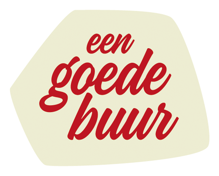 logo Een Goede Buur Sanne Dresmé Lokaal7a